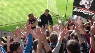 ☆Montpellier - Troyes☆ 2/2 (Los Paillados 2016)