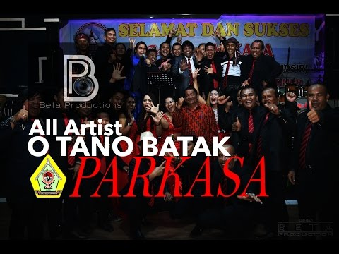 O Tano Batak - All Artist - Closing Ceremony PARKASA