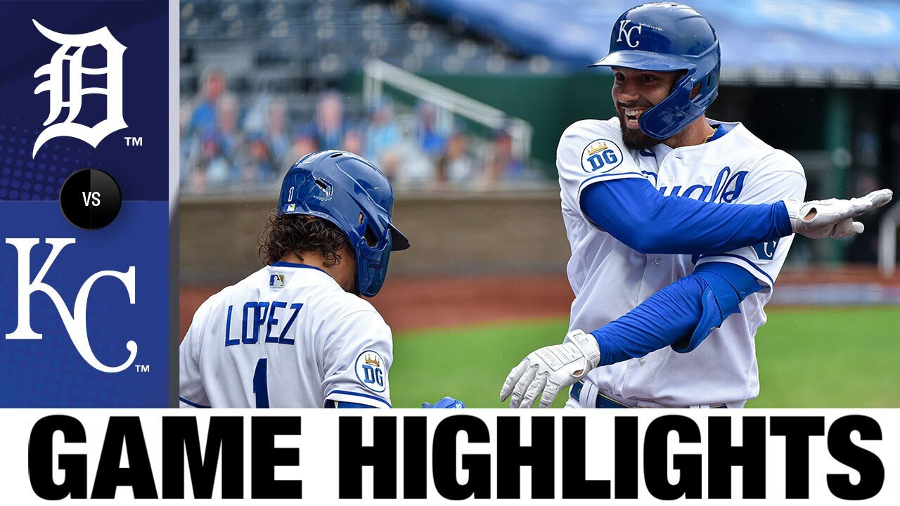 Royals send Alex Gordon off with win in season finale   Tigers-Royals Game Highlights 9/27/20