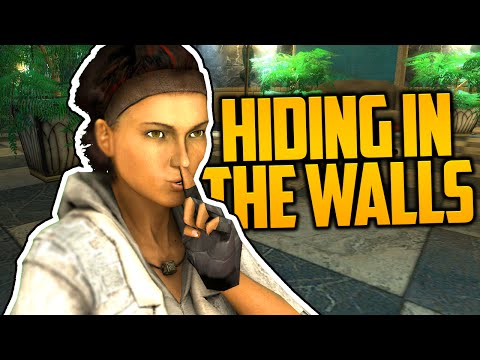 HIDING IN THE WALLS (Garry's Mod Guess Who)