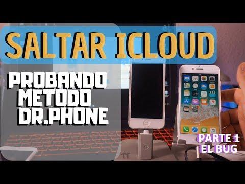 QUITAR ICLOUD PROBANDO | BUG DR.PHONE IOS 11 |  PARTE 1