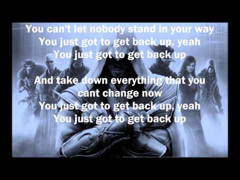 G-Eazy - Get Back Up (Assasin's Creed) (Lyrics)