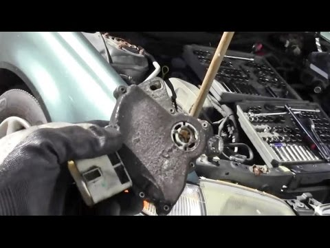 How To Remove Install Transmission Range Sensor On Mazda 626 Youtube