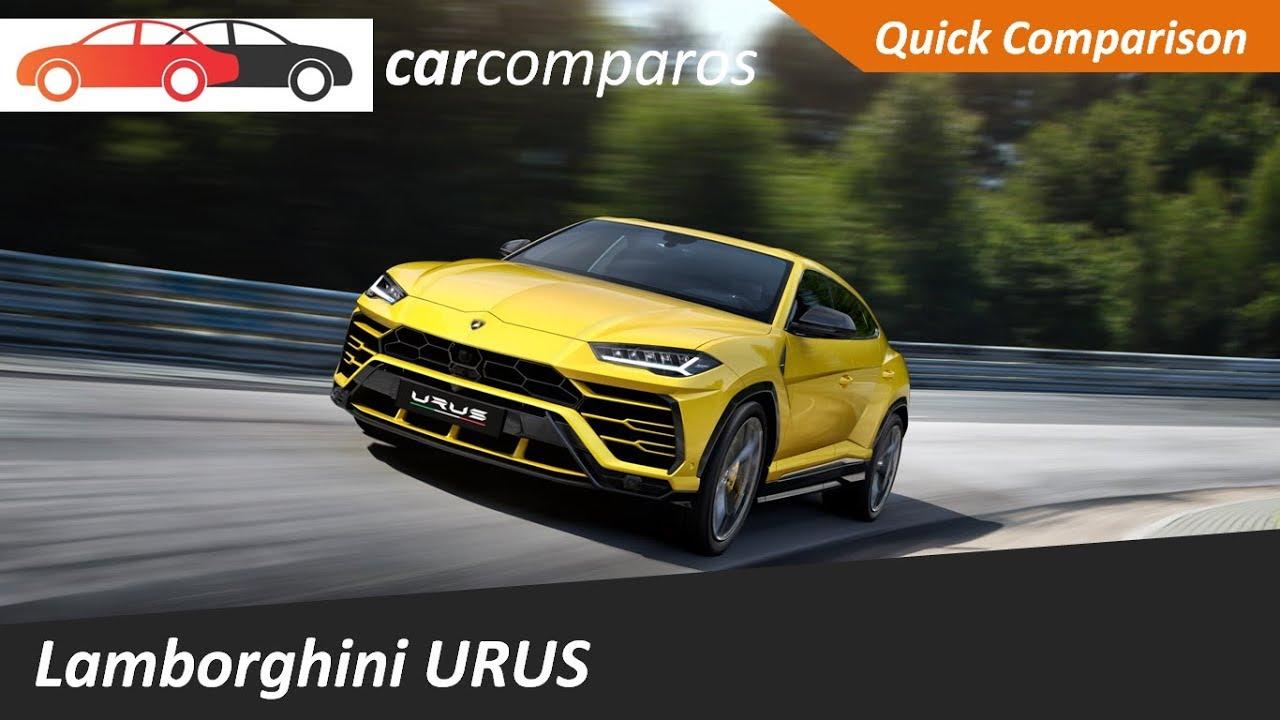 Lamborghini Urus Preview Launch Unveiled Price In India Features