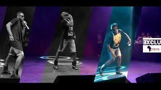 DJ ARAFAT en spectacle SANS DANSEUR aux USA! A t'il été à la HAUTEUR? (HD) ExcluAfrik N°1