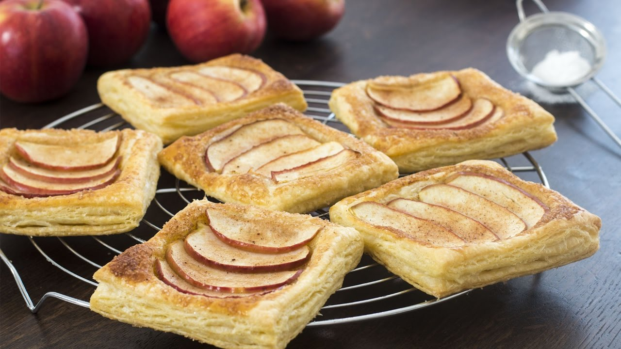 Rough Puff Pastry Recipe - YouTube