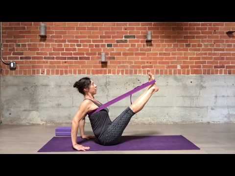 Navasana Boat Pose Modifications