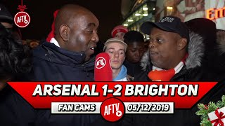 Arsenal 1-2 Brighton | We Haven't Won In 8 Games! (Tippa Irie)