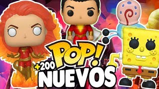 MAS de 200 NUEVOS Funko POP CONFIRMADOS