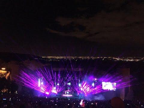 Global Dance Festival Colorado 2015 @ Red Rocks [HD]