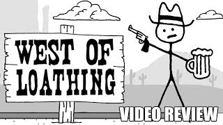 Review: West of Loathing (Switch) - Defunct Games