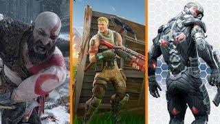 Next God of War Game Underway? + Fortnite Tournament a Trainwreck + RIP Crysis