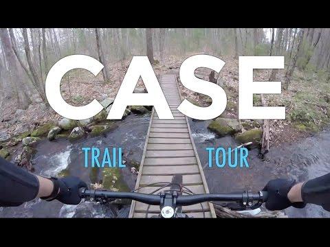 Case Mountain Park in Manchester, CT :: Mountain Biking Connecticut