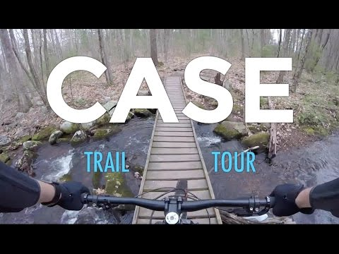 Case Mountain Park in Manchester, CT :: Mountain Biking Connecticut