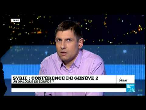 Syrie - conférence Genève II : un dialogue de sourds ? (Partie 2) - #DébatF24