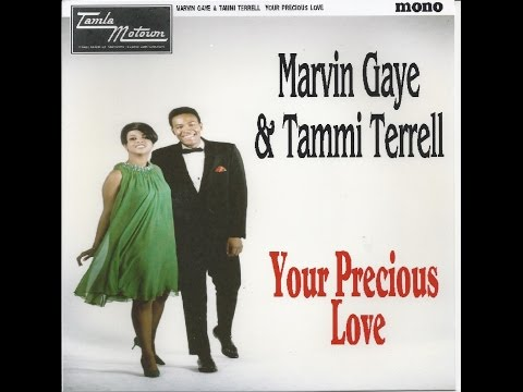 (Not So)Easy Bass Lesson! Your Precious Love - Marvin Gaye & Tami Terrell
