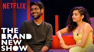 Dhruv Sehgal and Mithila Palkar on Losing Friends | The Brand New Show | Netflix India