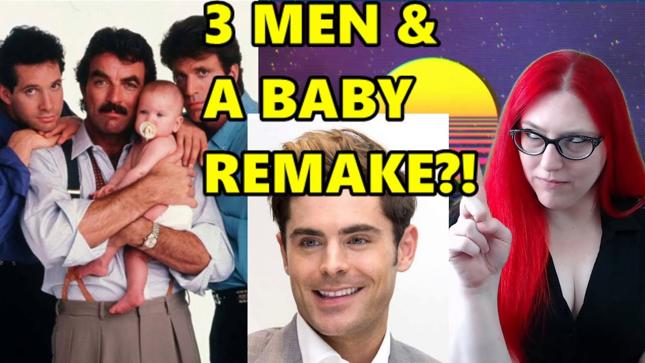 Download 3 Men & A Baby Remake? Here We Go Again