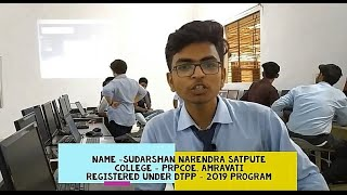 Sudarshan Satpute's Live Review of DTPP program...