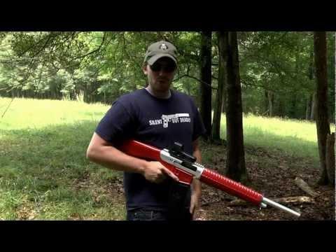 AR-15 STYLE 12 GAUGE!