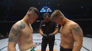 XIAOMI ROAD FC 033 1st Middleweight Match Kim Nae-Chul(김내철) VS Park Jung-Kyo(박정교)