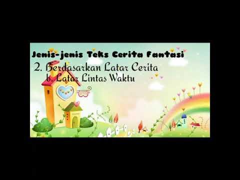 Bahasa Indonesia | Kelas 7 | Teks Cerita Fantasi | SMP ...