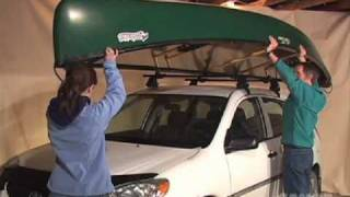 VIRTUAL COACH: How to Transport Your Canoe