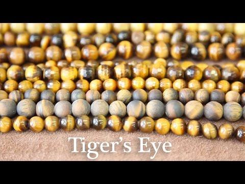 Tiger S Eye Gemstone Meaning History Use Youtube