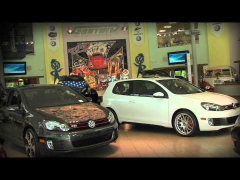 Gunther Volkswagen Mall of Georgia - Epic Grand Opening Commercial