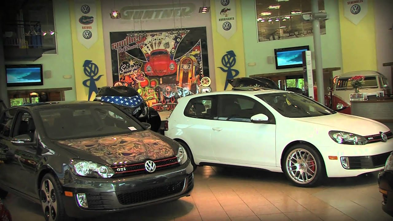 Gunther Volkswagen Mall Of Georgia Epic Grand Opening