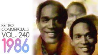 Retro Commercials Vol 240 (1986-HD)