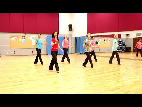 People Are Good - Line Dance (Dance & Teach In English & 中文)