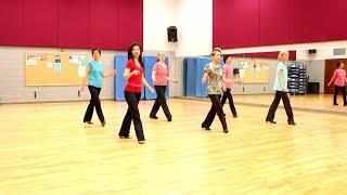 People Are Good - Line Dance (Dance & Teach in English & 中文)