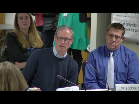 Value Pricing Policy Advisory Committee Meeting - April 11, 2018