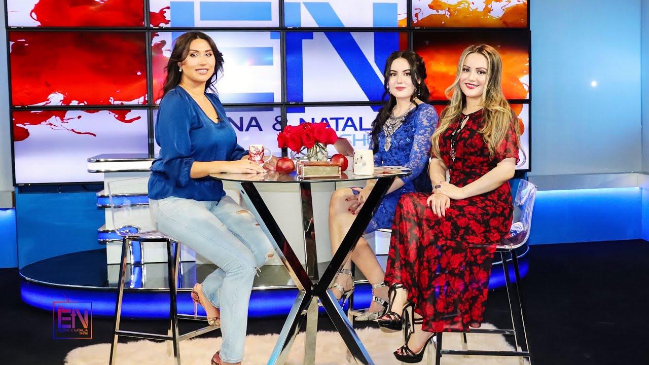 The Elena & Natalia Show   Armenia Special with Jacklin Tadevosyan - Part 1