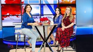 The Elena & Natalia Show | Armenia Special with Jacklin Tadevosyan - Part 1