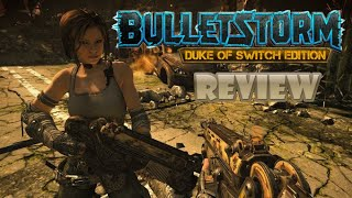 Bulletstorm: Duke of Switch (Switch) Review (Video Game Video Review)