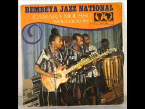 camara mousso- demba camara/bembeya jazz