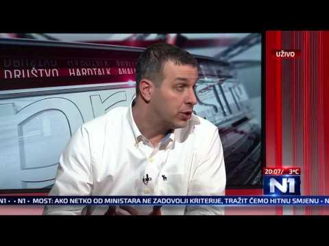 N1 Pressing: Hrvoje Balen i Dragan Petric (21.1.2016)