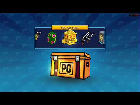 Thumbnail: Pixel Gun 3D - Opening 10 Super Chest