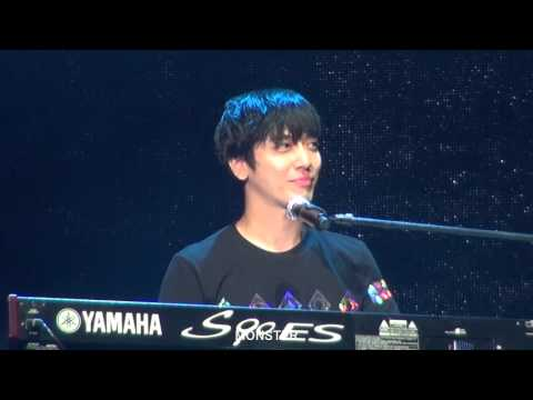 【160227|Come Together In GuangZhou|YH Focus】그리워서+好想你+Let's go crazy+Paino Solo