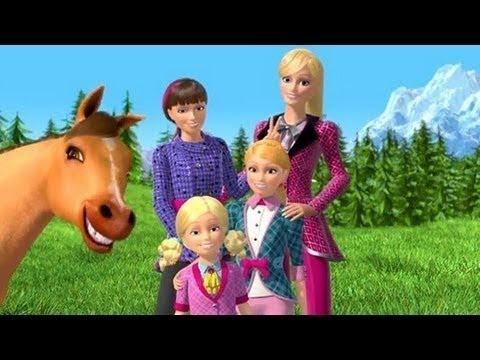 Barbie En Haar Zusjes In Een Pony Avontuur Teaser