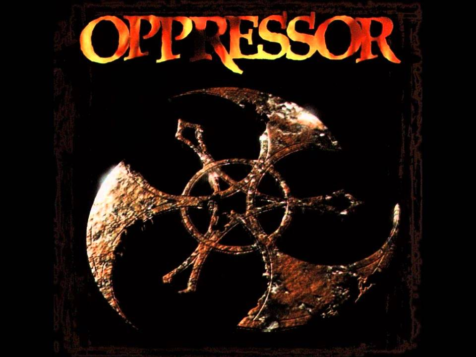 Oppressor - Upon The Uncreation