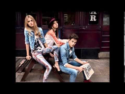 Рваные джинсы (заказ от Hagen гин) - YouTube