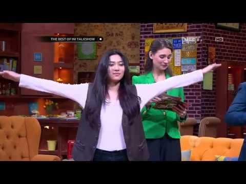 The Best Of Ini Talk Show - Pak RT Semakin Gak Nyambung Nih Ketemu Model Dari Rusia