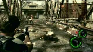 Resident Evil 5 Co-op Video Feature