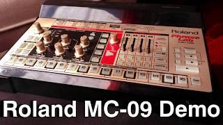 [DEMO] Roland MC-09