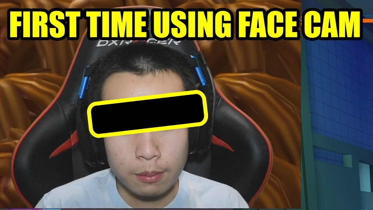 Roblox First Face First Time Using Face Cam Roblox Jailbreak Youtube