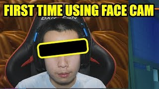 FIRST TIME USING FACE CAM (Roblox Jailbreak)