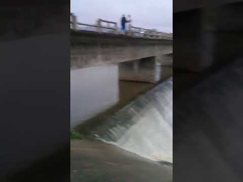 Rio Ipanema Barragem de Águas Belas PE Volta a Sangrar! 30/03/19